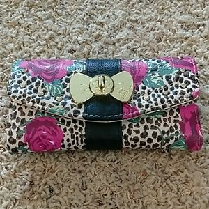 3 FOR $18 Betsey Johnson wallet